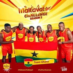 Six Ghanaiana For Maltavator Challenge Season 2 In Cameroun