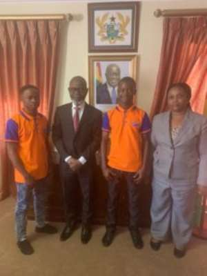Ghanaian Babies Born In South Africa To Get Birth Certificates – Ambassador