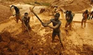 Let's face it, the intractable galamsey war requires aggressive militarisation!