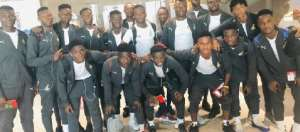 2019 All African Games: Black Satellites Arrive In Morocco