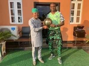 Nigeria Legend Nwankwo Kanu Gets Political Appointment