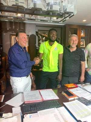 COFIRMED: Black Stars Defender Joseph Attamah Larweh Completes Loan Move To Rizespor