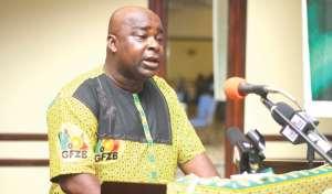 Michael Okyere Baafi Of The Ghana Free Zones Authority