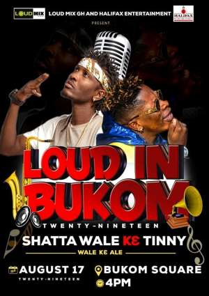 """Shatta Wale Sets Record Straight: """"I AM PERFORMING IN ONLY BUKOM THIS SATURDAY"""""""