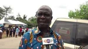 (DCE), Mr. Osei-Bonsu, Sr.