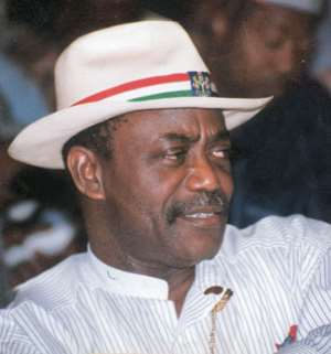 former Governor of Rivers State, Dr. Peter Odili