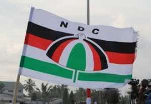 Blows At NDC Anyaa Sowutuom