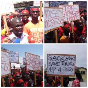 Sack Jomoro MCE Now — NPP Executives To Akufo-Addo
