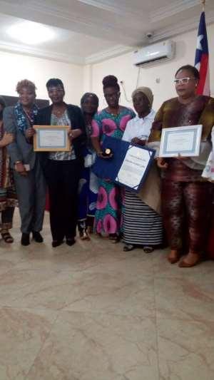 Gender Congratulates Peace Hut Women for Winning UNFPA 2019 Award