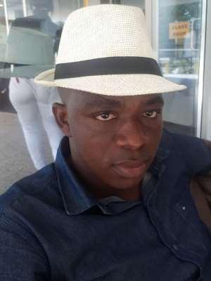 Author: Amankwa Benjamin Kwame