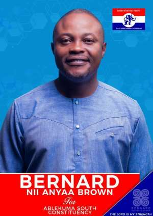 Let's Use Tradition To Achieve Unity And Peace -Bernard Nii Anyaa Brown