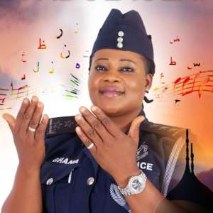 Hajia Police Collaborates With Kuami Eugene As She Breaks The Odds With Afro-Islamic Music