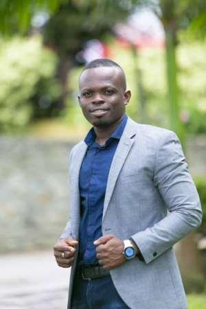 Meet Albert Acheampong; The Man Behind 'Footprint TV'