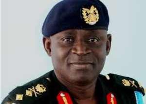 Lt. Gen Akwa, CDS, GAF