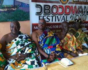 Oboadwan Festival Launched In Asamankese