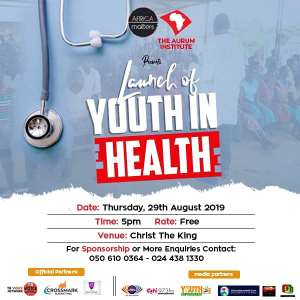 The Aurum Institute Ghana, Africa Matters To Launch Youth In Health