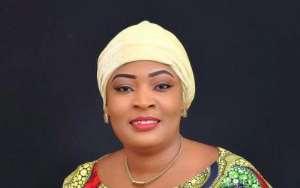Deputy MASLOC CEO Abibata Donates Medical Items To Yendi Hospital