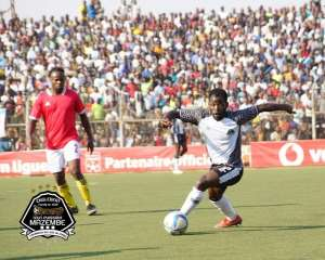 Torric Jebrin Scores In His TP Mazembe Debut