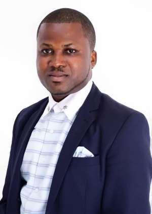 Samuel Ekow Sagoe, GRASAG-NATIONAL President Elect