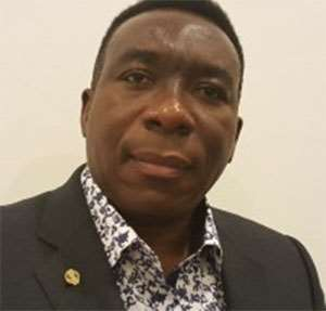 Nana Yaw Oduro, chairman, First Allied