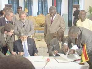 Ghana, Brazil urged to build on their goodwill