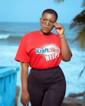 'For marriage, I need tall, dark Ghanaian man' - Actress
