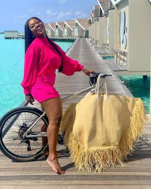 Jackie Appiah Sets Record As First Ghanaian Celeb To Hit Six Million Followers On Instagram