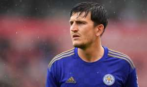 Man Utd Agree £80m Deal For Leicester Defender Harry Maguire