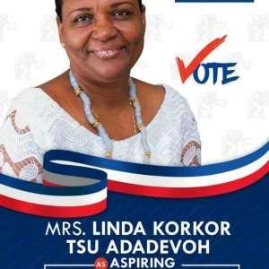 NPP's Linda Adadevoh Vows To Win Lower Manya Krobo Seat