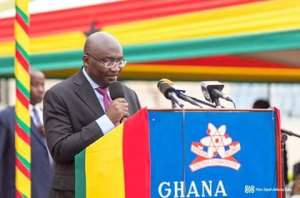 Alhaji Dr Mahamudu Bawumia - Vice President of the Republic of Ghana