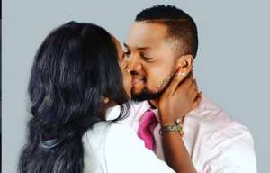 Actor, Walter Anga Celebrates 9th Year Wedding Anniversary