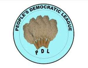 People's Democratic League Call To Peaceful By-Election In Constituency 110