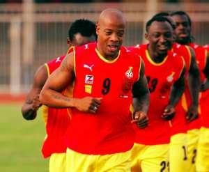 Tributes Pour For Former Ghana Striker Junior Agogo