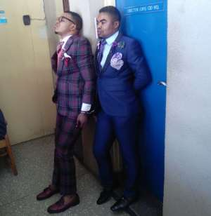 Bishop Obinim to spend the night in police cell