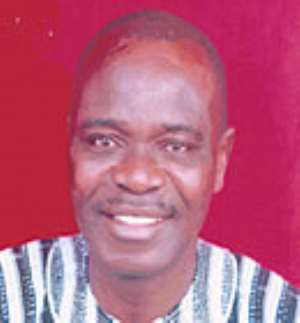 Endorse my candidature for consolidated development-former Daboya MP to delegates