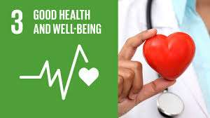 Good Health And Well-Being SDG #3