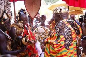Asantes, Akyems Will Continue To Live In Peace – Otumfuo, Okyenhene Declare