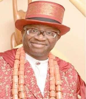 PDP governorship hopeful in Bayelsa State, Barrister Anthony George-Ikoli