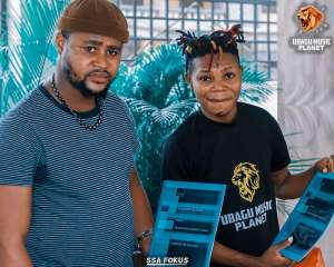 Chizzyboy Signs A 4-year Deal With Ubagu Music Planet