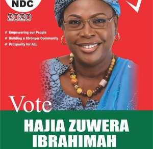 #NDCDecides: Zuwera Ibrahimah secures NDC ticket in Salaga South primaries