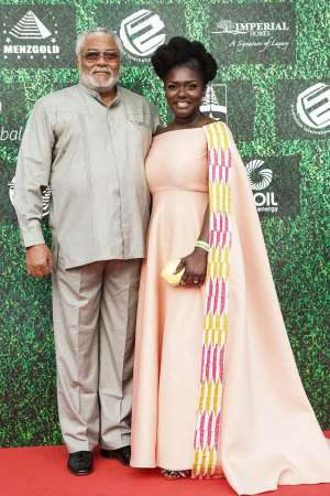 Duncan Williams' wife; Rosa Whitaker & a host of African Presidents to attend GUBA Awards in USA
