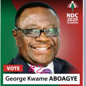 Hon. George Kwame Aboagye