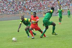 CAF Champions League: Felix Annan Charges Kotoko Teammates To Show Class Against Etoile du Sahel