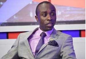 Director of Communication for Ghana Gas, Mr. Ernest Owusu Bempah