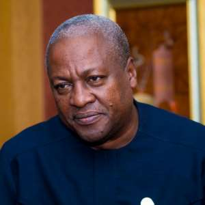 Wil Mahama be the greatest comeback kid in Ghana's history?
