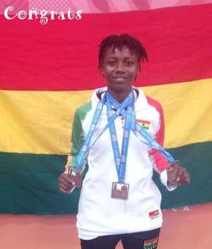 2019 All African Games: Bronze Medalist Ntumi Gets $3,000