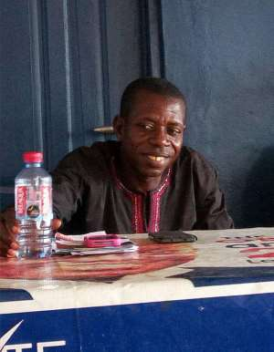 Moses Kwabena Adu