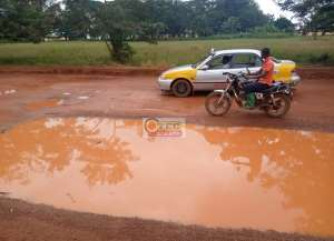 Bad Ashanti Region Roads Will Send You Back To Opposition — Akufo Addo Told