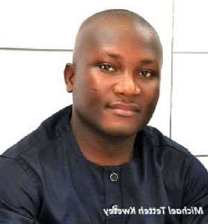 Michael Tetteh Kwetey
