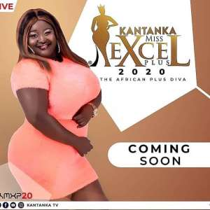 Kantanka TV's Miss eXcel Plus 2020 Launched